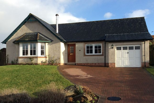 Thumbnail Detached bungalow for sale in Burns Brae, Aberfeldy