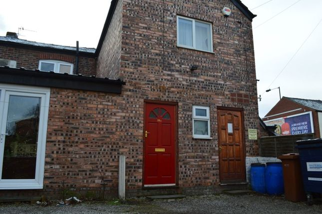 Thumbnail Flat to rent in A London Road, Hazel Grove, Stockport