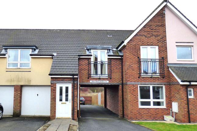 Thumbnail Flat to rent in Coneygarth Place, Ashington