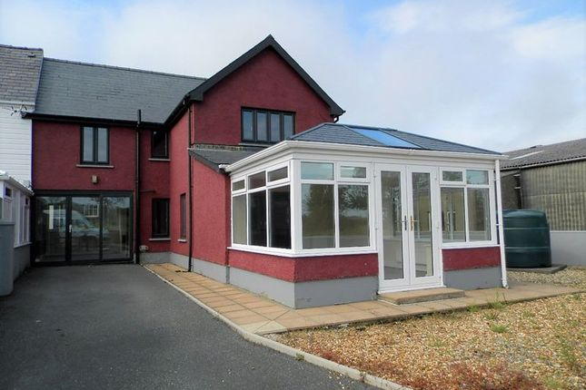 Thumbnail Semi-detached house for sale in Station Road, Crymych
