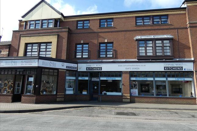 Thumbnail Flat for sale in Wellowgate Mews, Grimsby