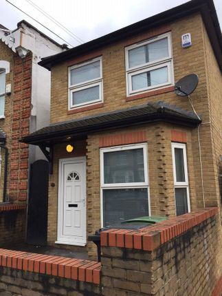Thumbnail Detached house to rent in Hornsey Park Road, London