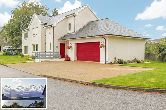 Thumbnail Detached house for sale in Benvoullin Gardens, Oban
