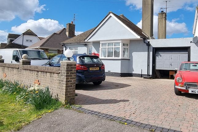 2 bed detached bungalow for sale in Eastbourne Road, Willingdon, Eastbourne BN20