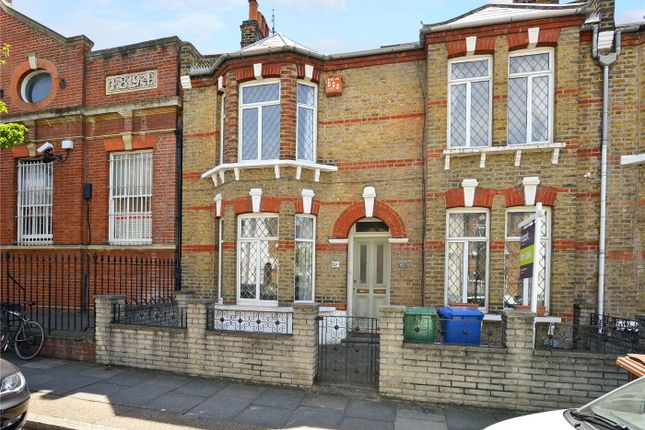 Thumbnail Terraced house for sale in Silvester Road, East Dulwich, London