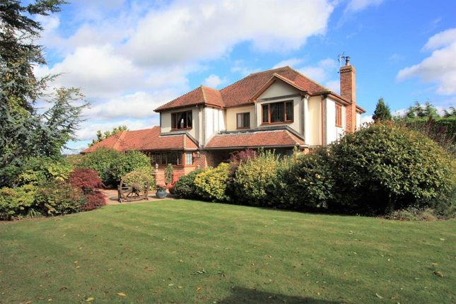 Thumbnail Detached house for sale in Blunsdon Hill, Blunsdon