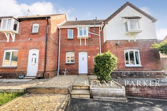 2 bed terraced house for sale in Great Park Close, Chaddlewood, Plympton PL7