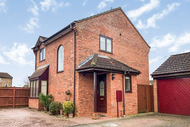 Detached house for sale in Spencer Way, Stowmarket