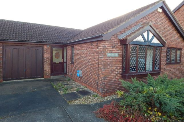Thumbnail Bungalow to rent in Shaw Drive, Grimsby