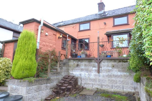 Thumbnail Terraced house for sale in Chapel Lane, Brown Edge, Staffordshire