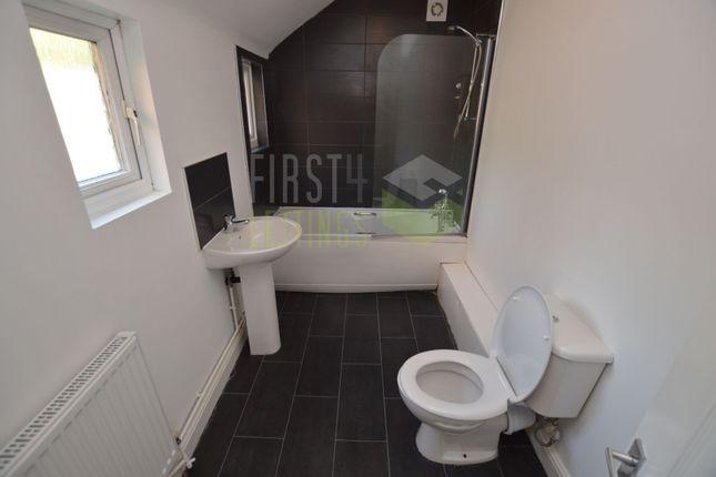 Bathroom of Wordsworth Road, Clarendon Park LE2