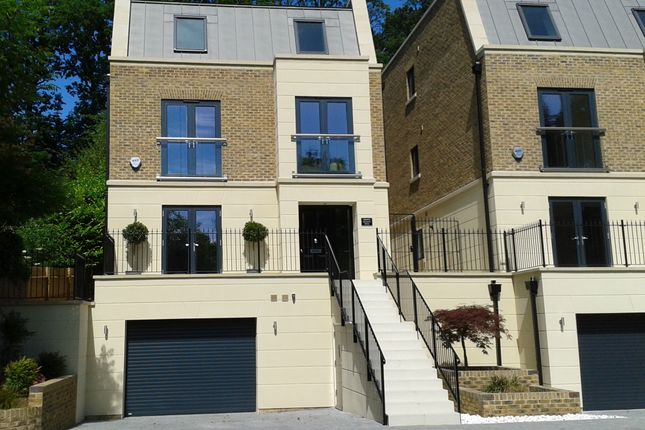 Thumbnail Detached house for sale in Woodlands Road, Bickley, Bromley