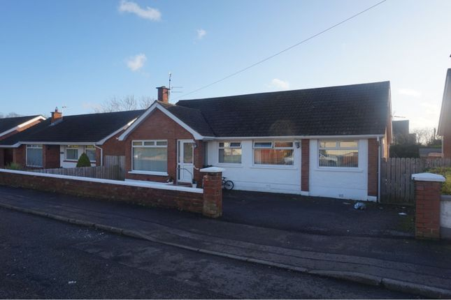 Thumbnail Detached bungalow for sale in Oakland Crescent, Carrickfergus
