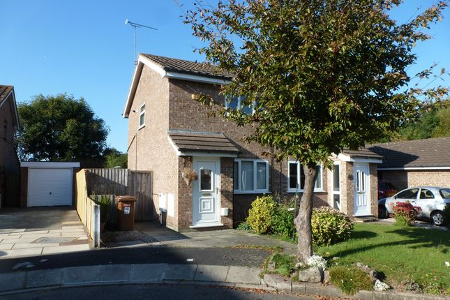 Thumbnail Semi-detached house to rent in Glenwood Drive, Irby, Wirral
