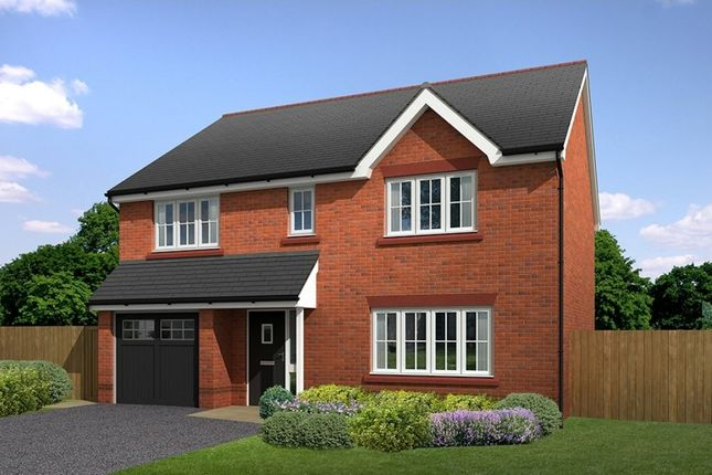 """Thumbnail Detached house for sale in """"Healey"""" at Main Road, New Brighton, Mold"""