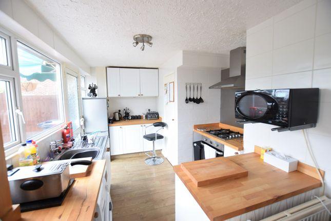 Kitchen of Coast Road, Pevensey Bay BN24