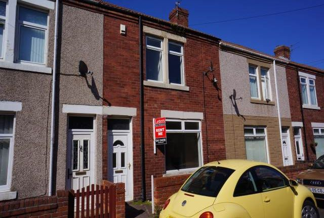Thumbnail Terraced house to rent in Maitland Terrace, Newbiggin By The Sea