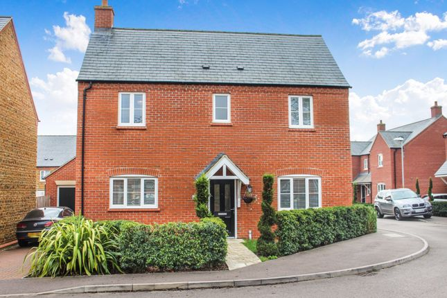 Thumbnail Detached house for sale in Peace Hill, Bugbrooke