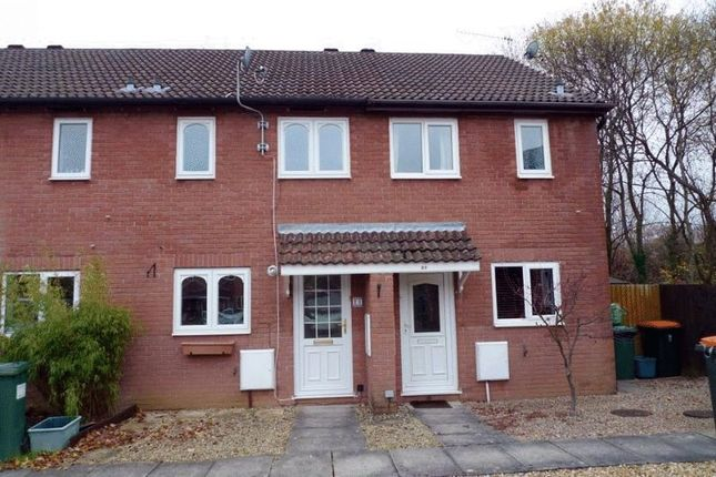 2 bed terraced house for sale in Forge Close, Caerleon, Newport
