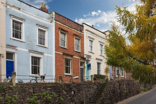 Thumbnail Terraced house for sale in Constitution Hill, Clifton, Bristol