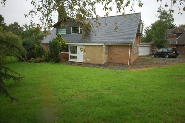 Thumbnail Detached bungalow for sale in High View, Darras Hall, Newcastle Upon Tyne