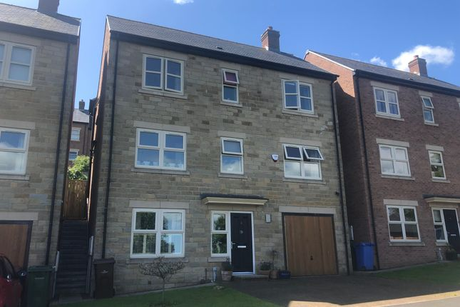 Thumbnail 5 bed detached house to rent in Willoughby Park, Alnwick, Northumberland