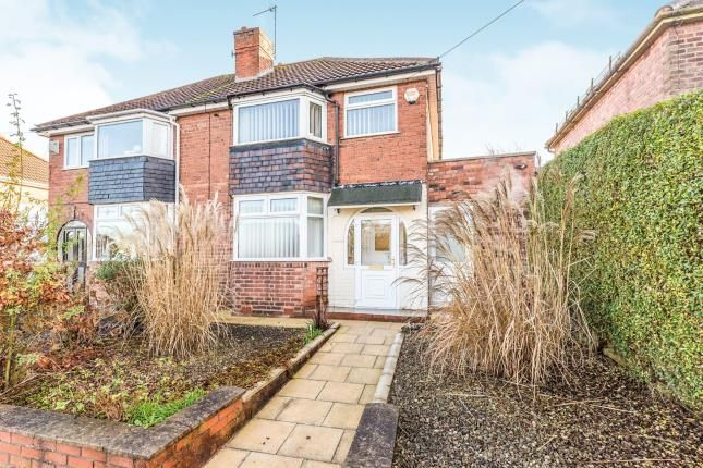 Thumbnail Semi-detached house for sale in Stony Lane, Smethwick, Birmingham, West Midlands