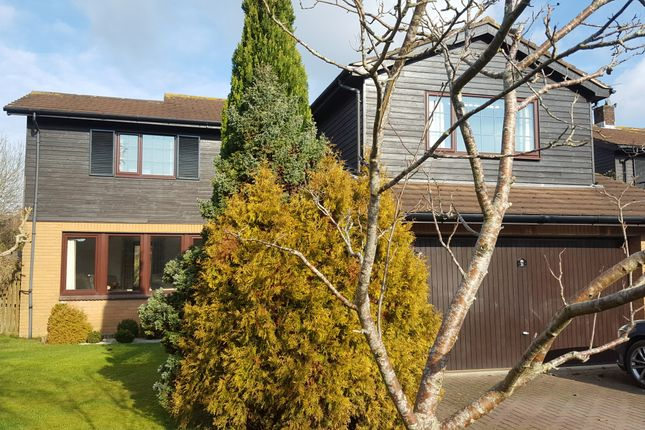 Thumbnail Detached house for sale in Rickford Road, Nailsea, Bristol