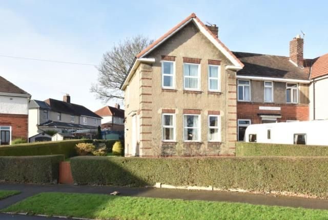 3 bed end terrace house for sale in Studfield Crescent, Wisewood, Sheffield