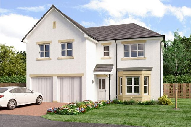 "Thumbnail Detached house for sale in ""Jura"" at Auchinleck Road, Robroyston, Glasgow"