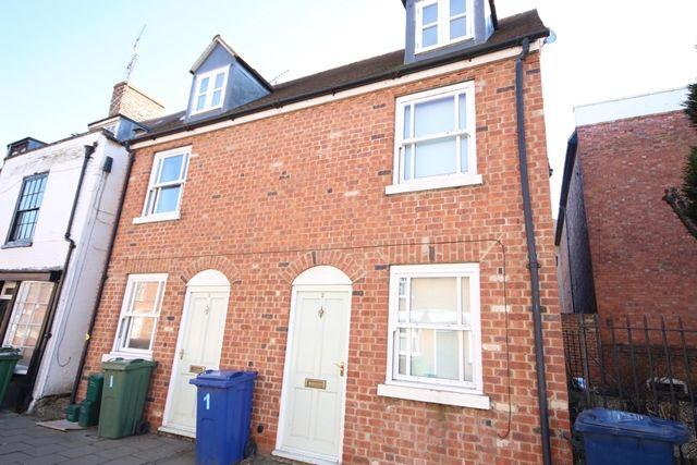 Thumbnail End terrace house to rent in Barton Street, Tewkesbury