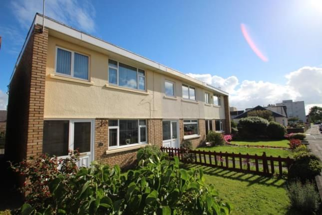 Thumbnail End terrace house for sale in Bellrock Avenue, Prestwick, South Ayrshire