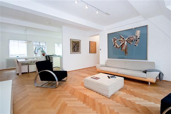 Reception Room of Sloane Street, London SW1X
