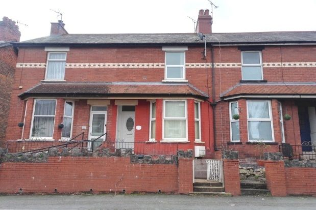 Thumbnail Property to rent in Park Road, Colwyn Bay