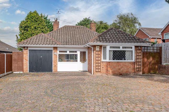 3 bed bungalow for sale in Marlborough Avenue, Aston Fields, Bromsgrove B60