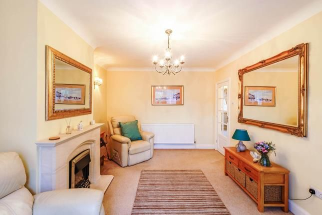 Lounge of Whitehall Crescent, Chessington, Surrey, . KT9