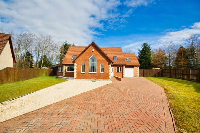 Thumbnail Detached house for sale in Willow Avenue, Fauldhouse