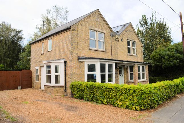 Thumbnail Detached house for sale in Meadowgate Lane, Elm, Wisbech
