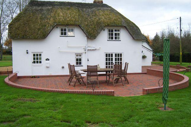 Thumbnail Cottage to rent in Horton Road, Woodlands, Wimborne, Dorset