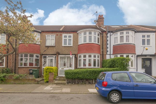 Thumbnail Terraced house for sale in 19 Hillworth Road, London