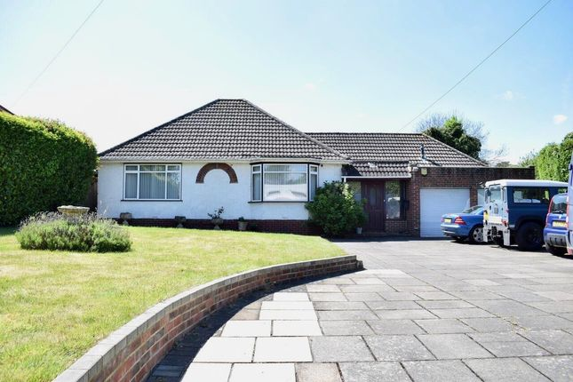 Thumbnail Detached bungalow for sale in Woodlands Road, Bookham, Leatherhead