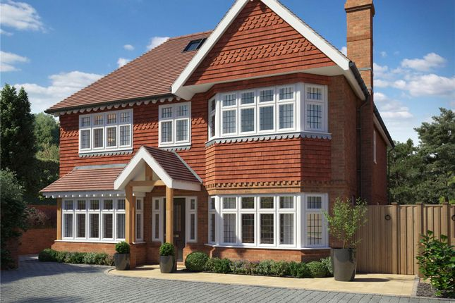 Thumbnail Detached house for sale in Seal Hollow Road, Sevenoaks, Kent