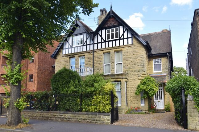 Thumbnail Semi-detached house for sale in Fox Road, West Bridgford