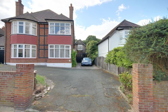 Thumbnail Detached house for sale in Seaforth Gardens, Winchmore Hill