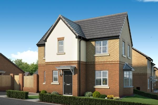 """Thumbnail Property for sale in """"The Sinderby At The Woodlands"""" at Newbury Road, Skelmersdale"""