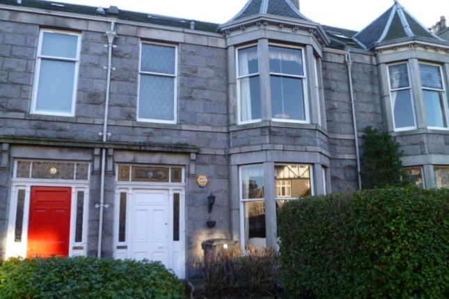 Thumbnail Terraced house to rent in Gladstone Place, Queens Cross