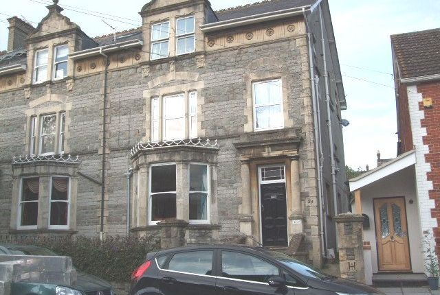 Thumbnail Flat to rent in Flat 1, St Marks Rd, Wiltshire