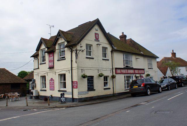 Thumbnail Pub/bar for sale in The Cross, Bilsington