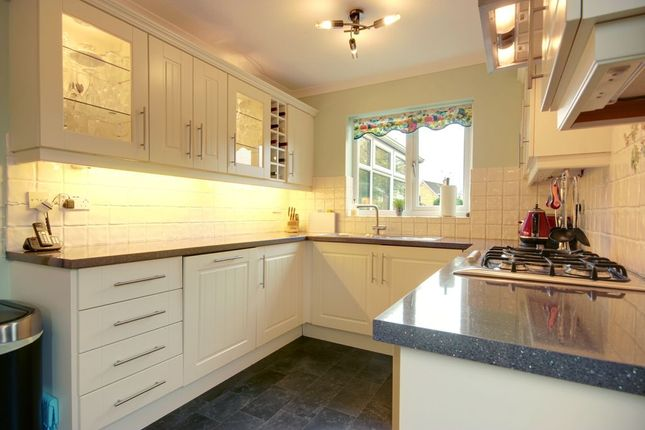 Kitchen of Crawshaw Avenue, Beverley HU17