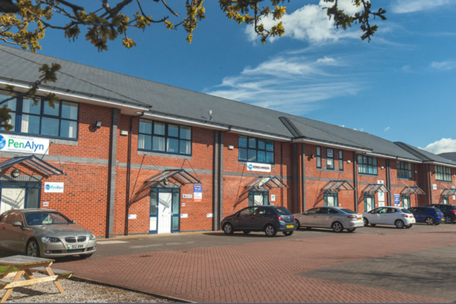 Thumbnail Office for sale in St Asaph Business Park, Ffordd William Morgan, St Asaph, North Wales